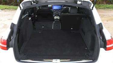 Mercedes E-Class Estate 2017 - E 220d 4MATIC boot