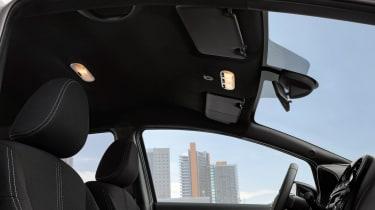 Nissan Note Black Edition - headliner