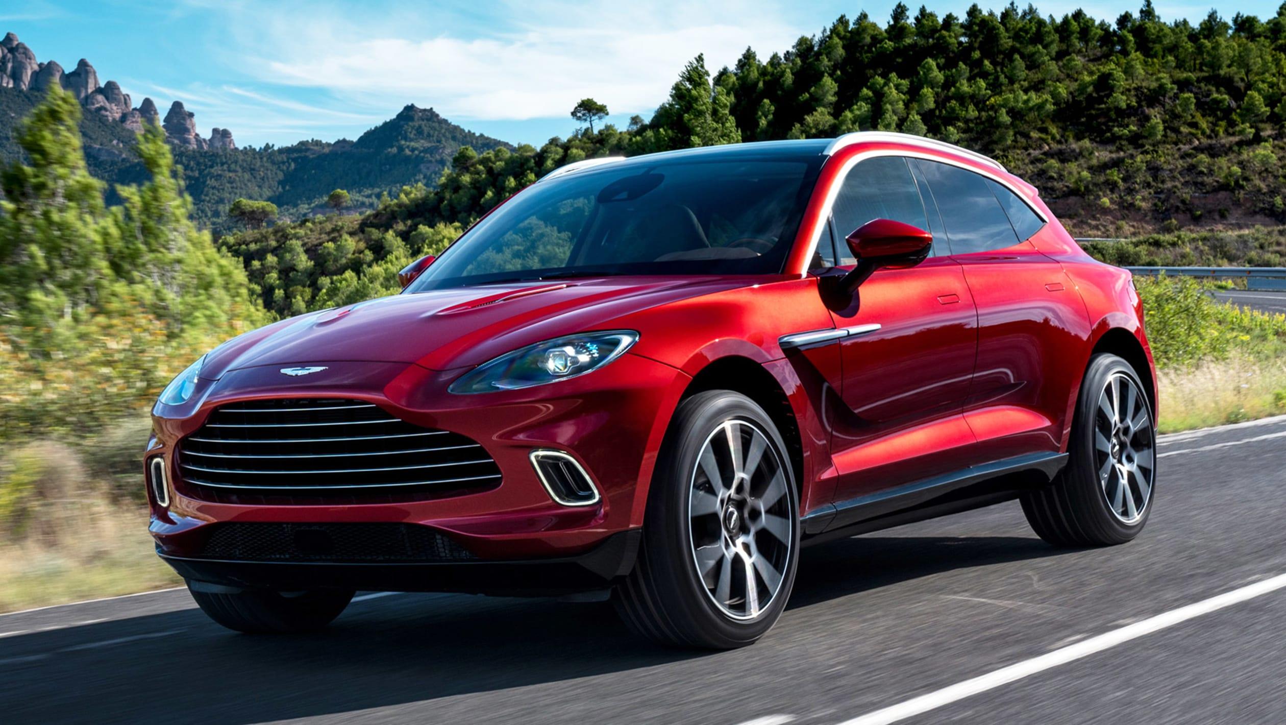 Aston Martin Dbx Model Range To Grow From 2021 Auto Express