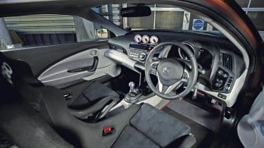 Honda CR-Z Mugen inteiror
