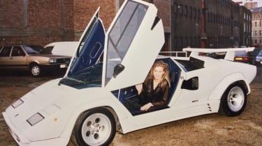 70 Years of British Car Auctions - Rod Stewart's Lamborghini