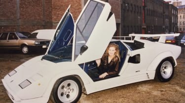 70 Years of British Car Auctions - Rod Stewart's Lamborghini