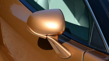 McLaren GT - wing mirror