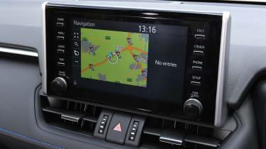 Toyota RAV4 - infotainment