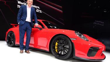 Porsche 911 GT3 - James Disdale's Geneva Motor Show star