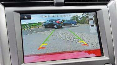 Ford Mondeo - reversing camera