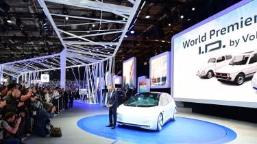 Volkswagen ID press conference