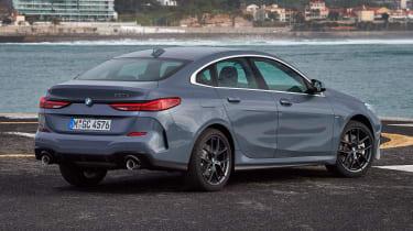 BMW 2 Series Gran Coupe - rear static
