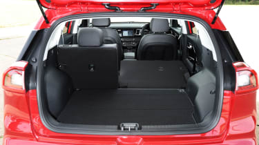 New Kia Niro '2' - boot