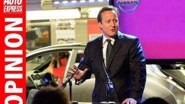 Opinion - David Cameron