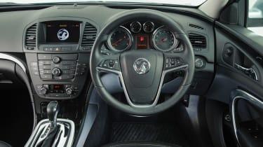 Used Vauxhall Insignia Sports Tourer - dash