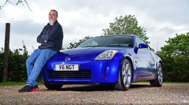 Auto Express: our cars - Nissan 350Z
