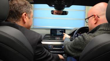 Audi Q5 PHEV long-termer - first report Stu Milne