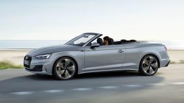 Audi A5 Cabriolet - side shot