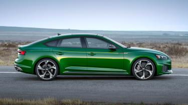Audi RS 5 Sportback - side static