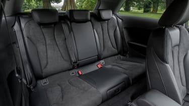 Audi A3 TFSI 2016 - rear seats