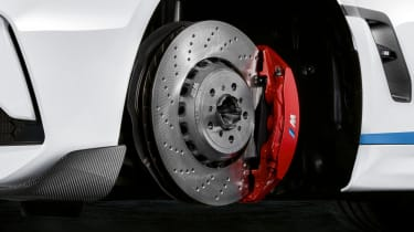 BMW M2 Competition Performance Parts - brakes