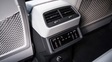 Audi e-tron - vents
