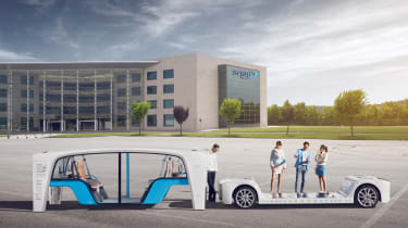 Rinspeed Snap - side
