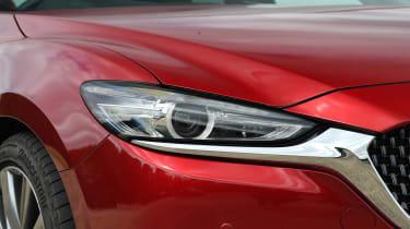 Mazda 6 - front light
