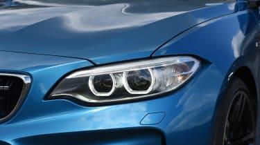 BMW M2 group - headlight