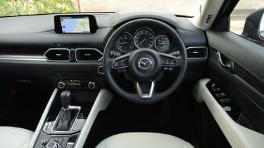New Mazda CX-5 - dash