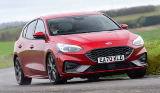 Ford Focus ST automatic - front