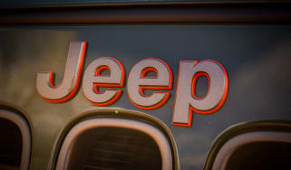 Jeep Wrangler 75th Anniversary - Jeep badge