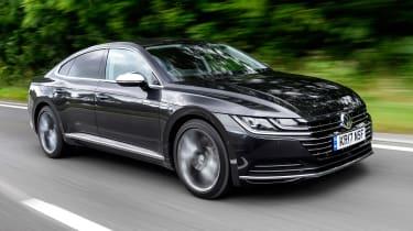 Volkswagen Arteon - front