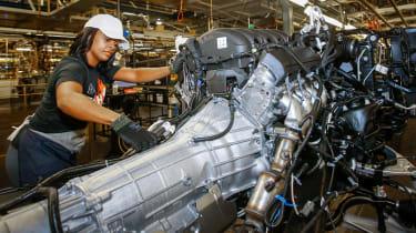 General Motors factory