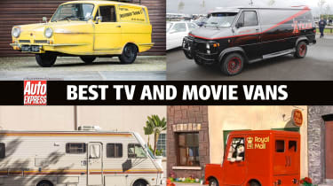 Best movie vans
