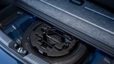 New Hyundai i30 - spare wheel