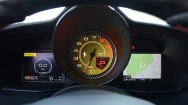 Ferrari 488 GTB dials