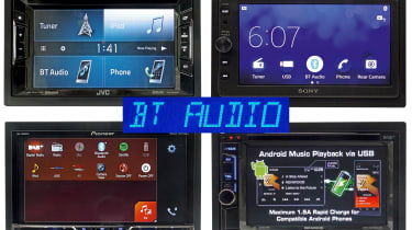 Best Bluetooth car stereos - header