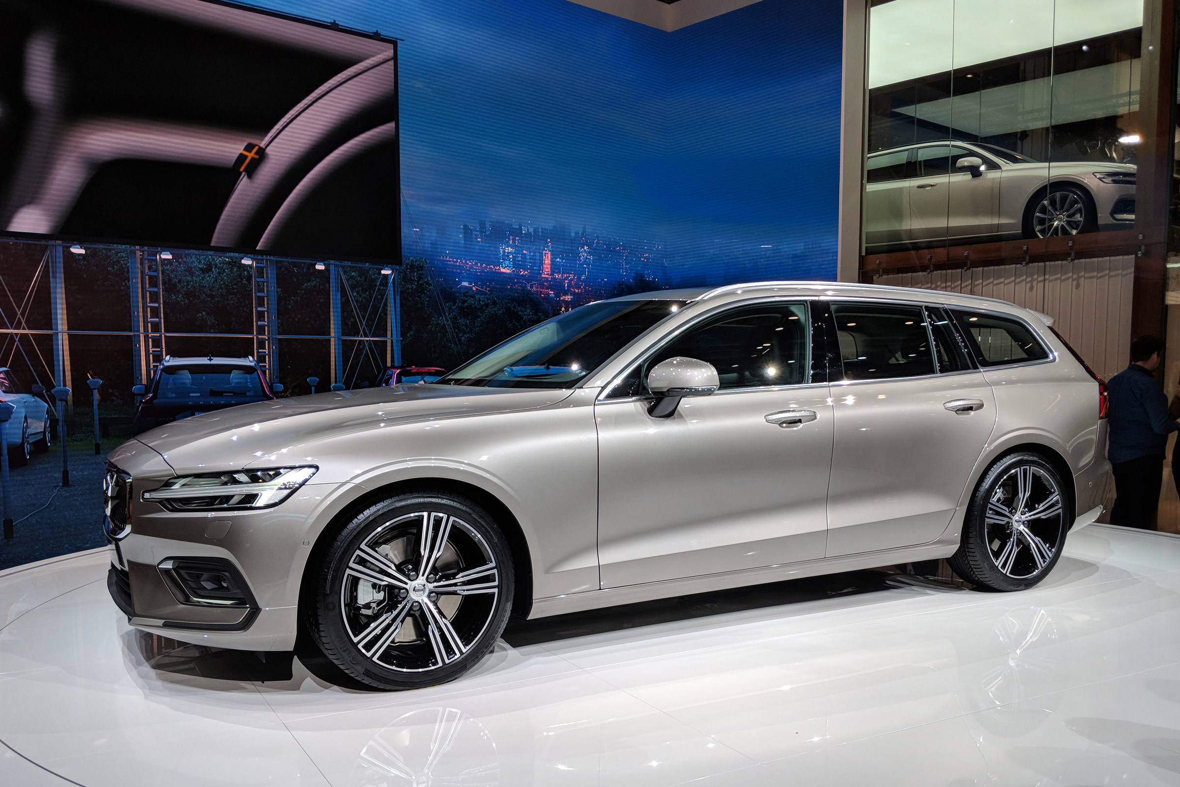 New 2018 Volvo V60 Prices Announced For Uk