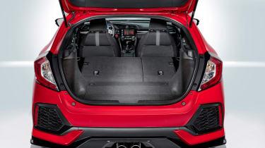 Honda Civic: The Smarter Choice (sponsored) boot