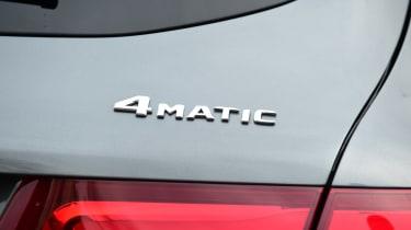 Mercedes GLC long-term third report - 4MATIC badge