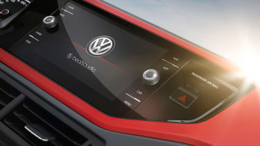 New Volkswagen Polo Beats - infotainment