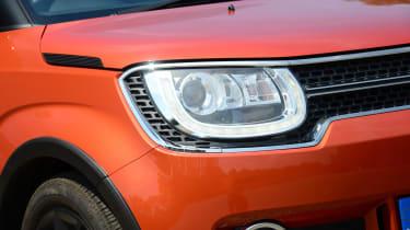 Suzuki Ignis - headlight detail