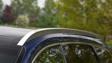 Hyundai Santa Fe - long-term first report roof rail