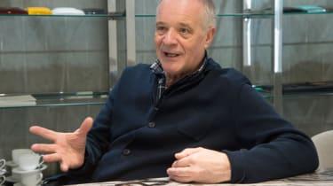 David Brown interview