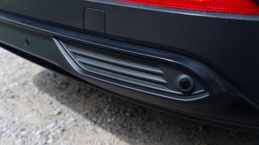 SEAT Tarraco long-termer - first report rear detail