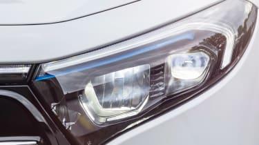 Mercedes EQA - front light