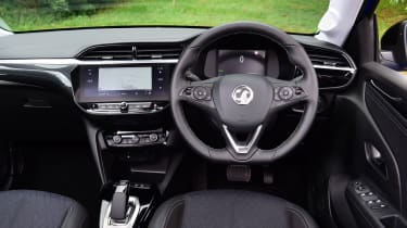 Vauxhall Corsa-e - cabin