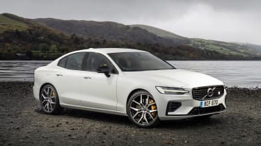 Volvo S60 Polestar Engineered - front static