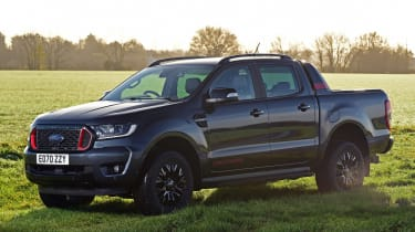 Ford Ranger Thunder - front static