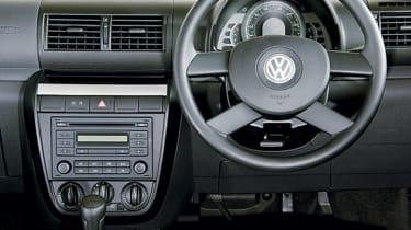 Volkswagen Fox interior