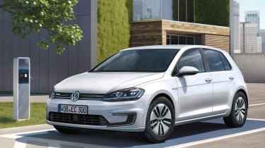 VW e-Golf 2017 revealed 8