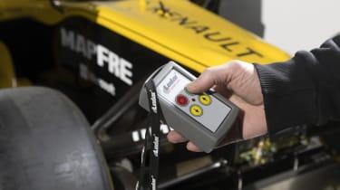 Renault Master F1 conversion - remote control