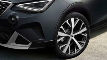 SEAT Arona facelift - wheel